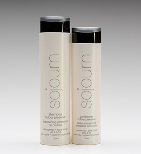 Colour Shampoo Conditioner Duo