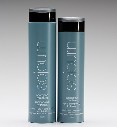 Moisture Shampoo Conditioner Duo – For Dry Hair