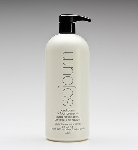 Conditioner Colour Preserve (liter) – Prevents Hair Color From Fading