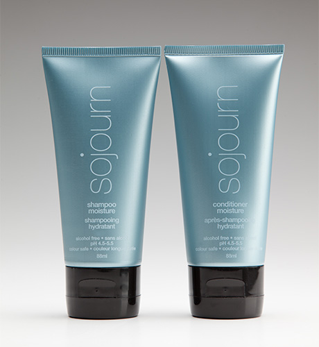 Moisture Shampoo Conditioner Travel Kit