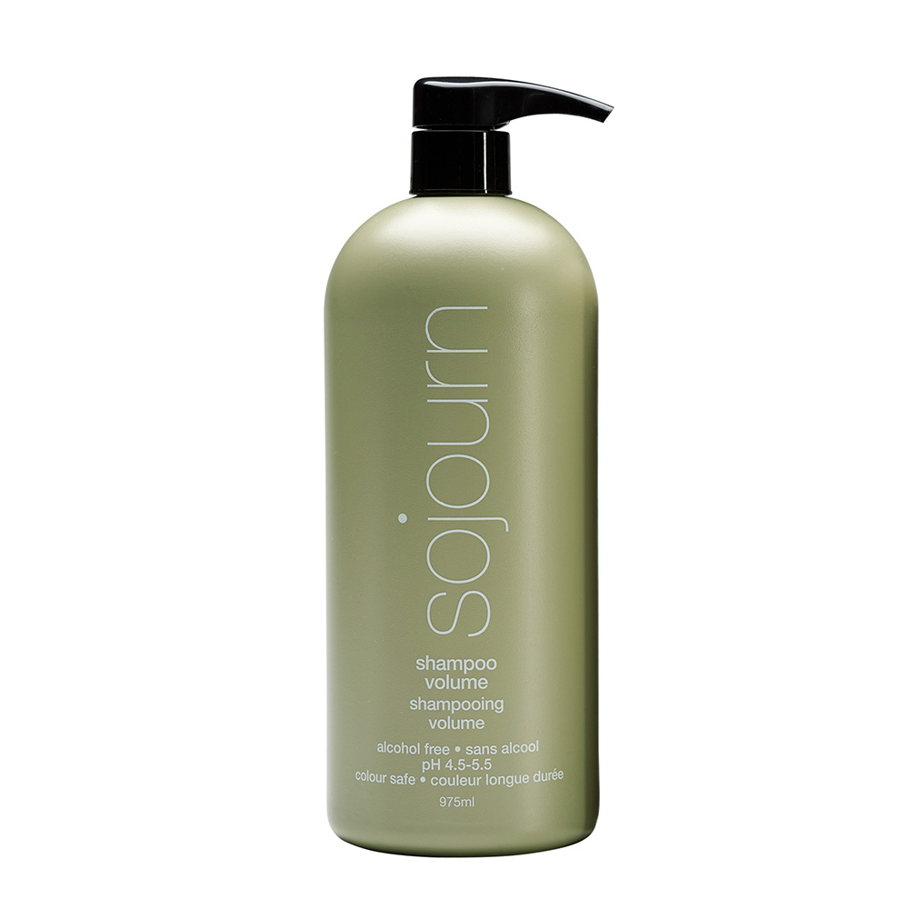 Shampoo Volume (Liter) – For Fine Or Thinning Hair
