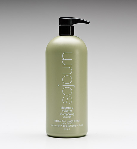 Shampoo Volume (Liter) – For Fine Or Thinning Hair