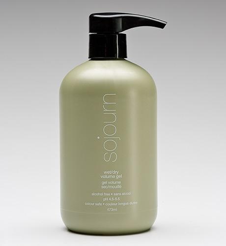 Wet/Dry Volume Gel (473ml) – Great For All Hair Types